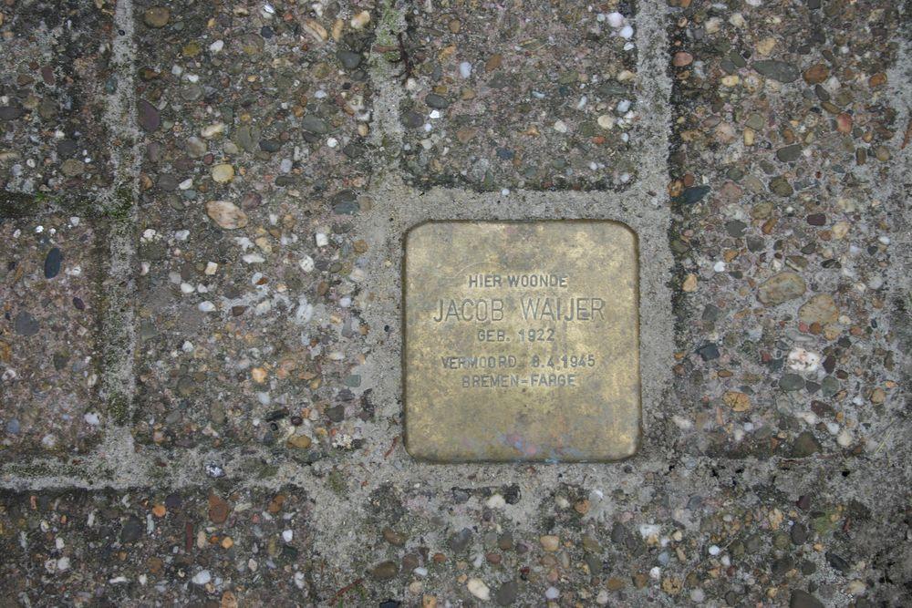 Stumbling Stone Beijumerweg 14