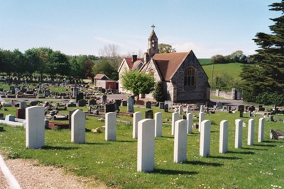 Commonwealth War Graves Bridgwater Cemetery