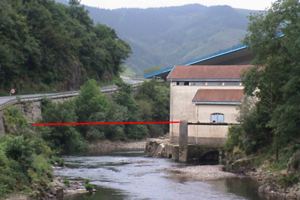 Crossing Comète-line Endara