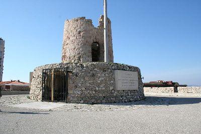 War Memorial Marseille