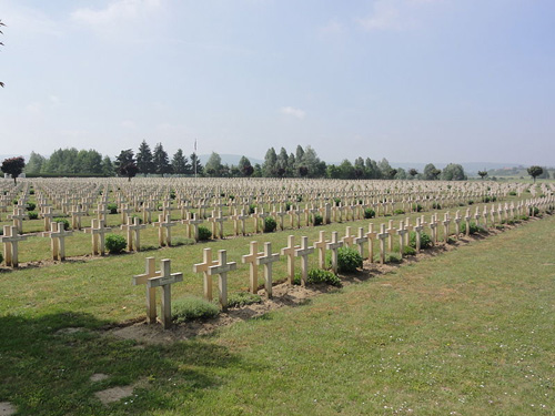 Pontavert French War Cemetery