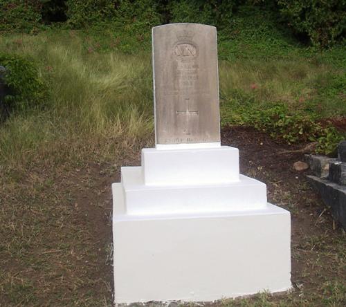 Commonwealth War Grave Hillsborough