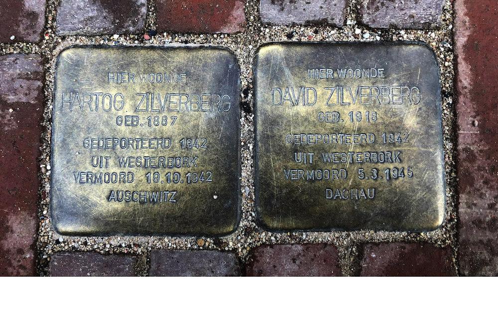 Stumbling Stones Frieschestraat 30