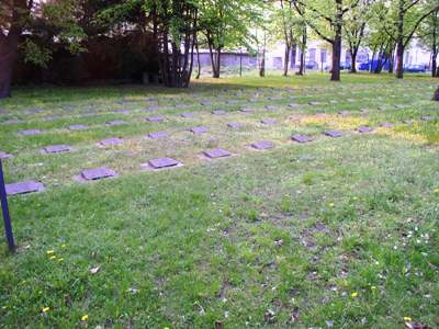 Duitse Oorlogsgraven Rummelsburg