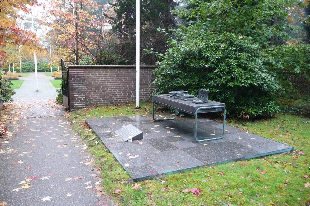 Veterans Memorial Rusthof