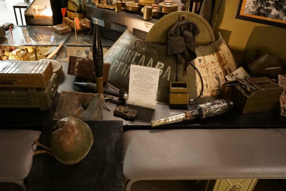 Afghaans Oorlogsmuseum