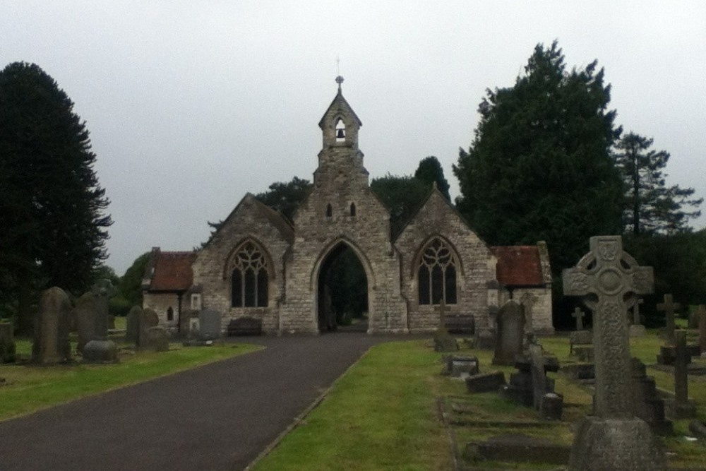 Commonwealth War Graves Devizes Cemetery