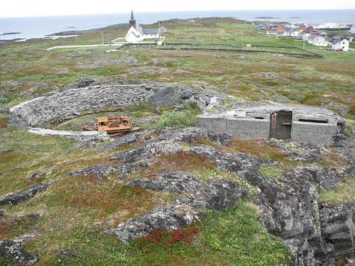 German Bunkers Gamvik