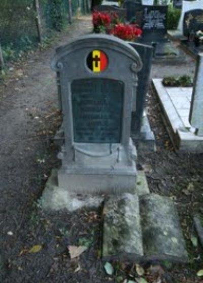 Belgische Oorlogsgraven Deventer