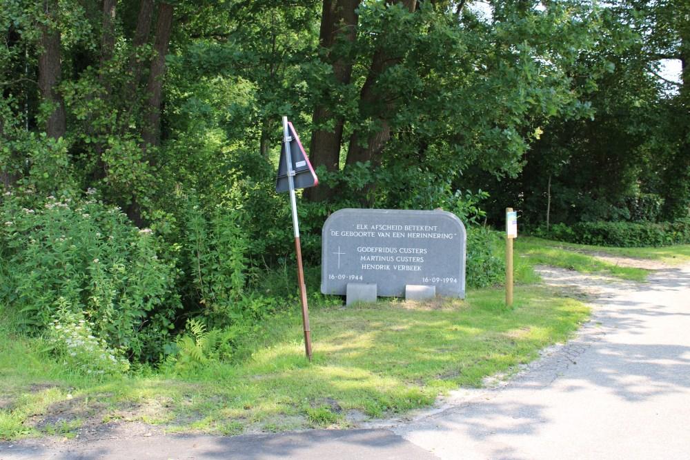 Monument Geëxecuteerde Burgers Sint-Huibrechts-Lille