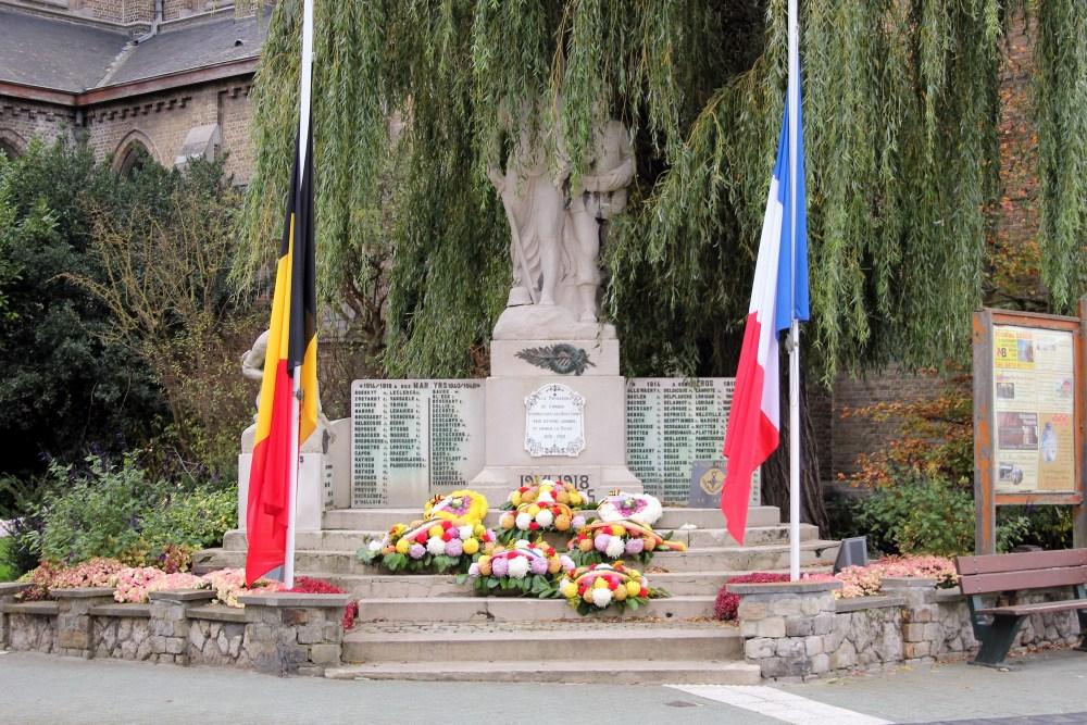 War Memorial Comines