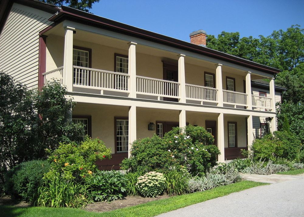 Stoney Creek Battlefield House Museum