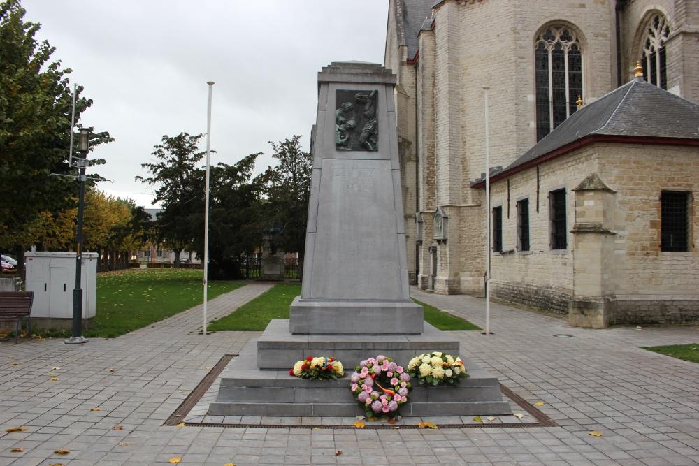 War Memorial Melsele