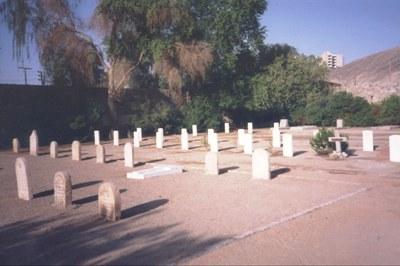 Commonwealth War Graves Aswan