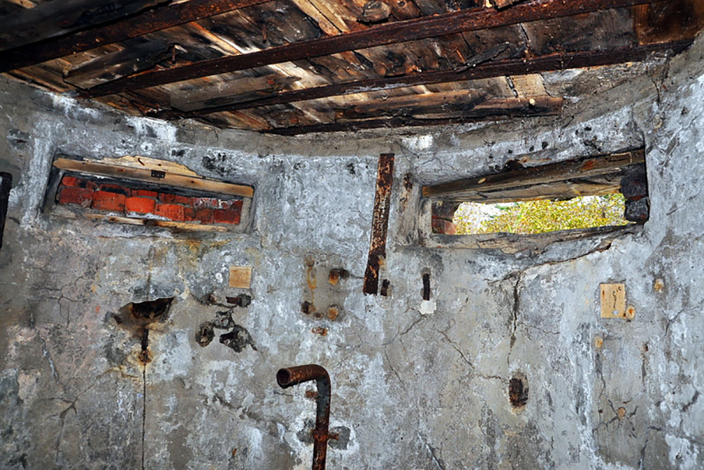 Fire Control Bunker No. 909