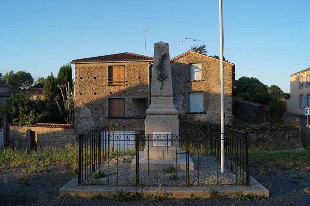 War Memorial Le Tablier