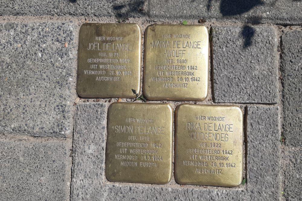 Stumbling Stones Jan van Goyenstraat 2