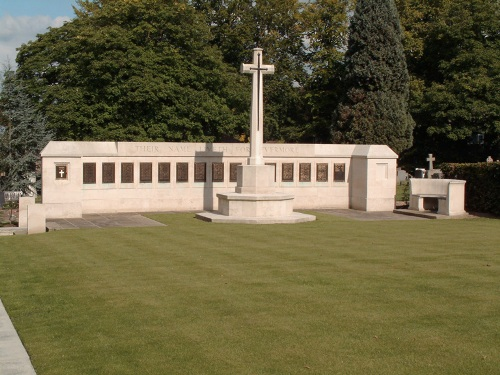 Oorlogsgraven van het Gemenebest Epsom Cemetery