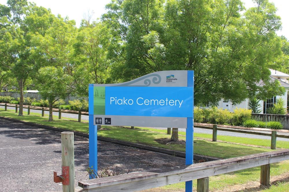 Oorlogsgraven van het Gemenebest Piako Cemetery