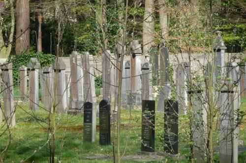 Joodse Oorlogsgraven Tilburg