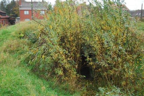 British Bunker Hommelhofstraat