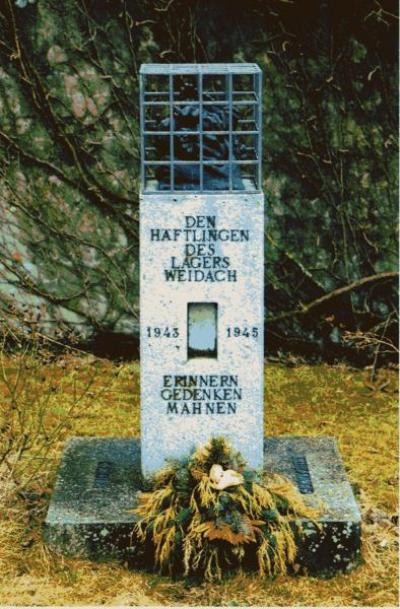Monument Kamp Kottern-Weidach