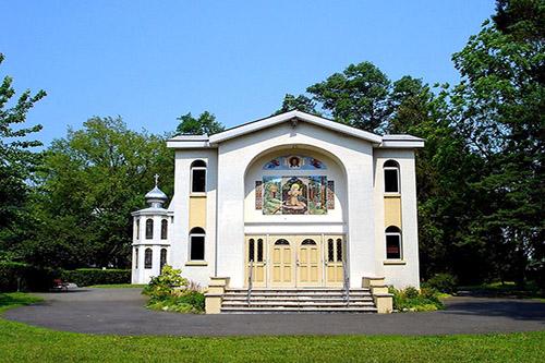 Novo-Diveevo Orthodox Cemetery
