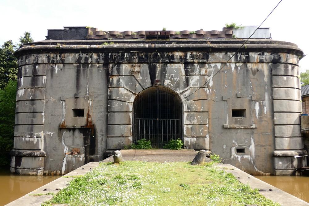 Voormalig Fort van 's-Gravenwezel