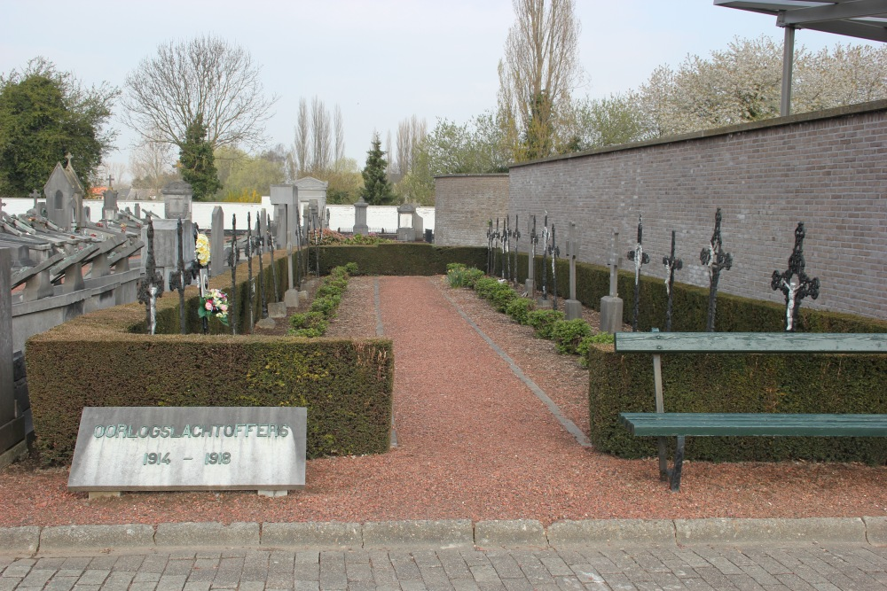 Graves Civilian Casualties Aalst