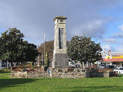 War Memorial Bairnsdale