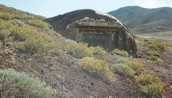 Bunker Granadilla de Abona