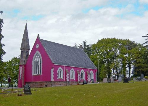 Oorlogsgraven van het Gemenebest Church of Ireland Churchyard