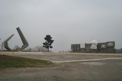 Oorlogsmonument Ganja