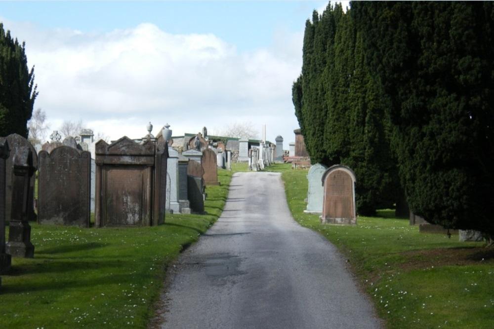 Commonwealth War Graves Dalbeattie Cemetery