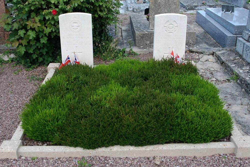 Commonwealth War Graves Ouistreham