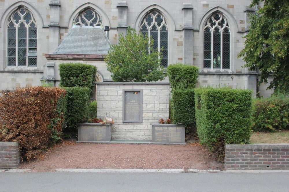 War Memorial Asper