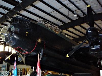 Nanton Lancaster Society Air Museum