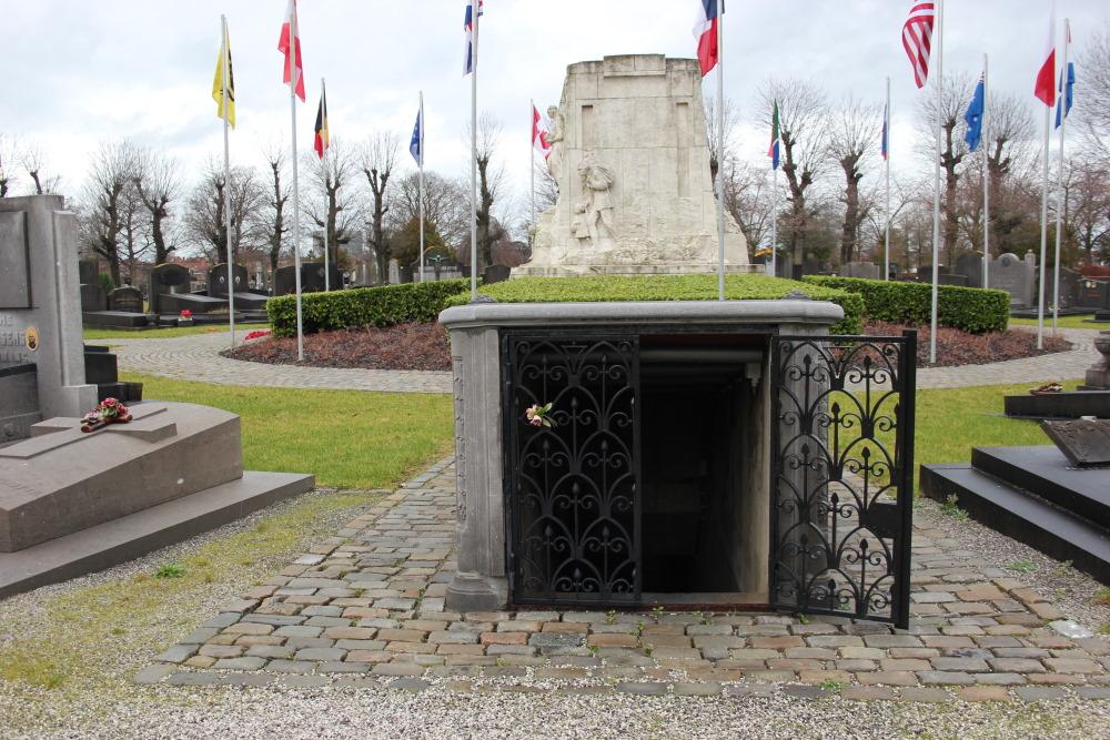 Belgian War Graves Leuven