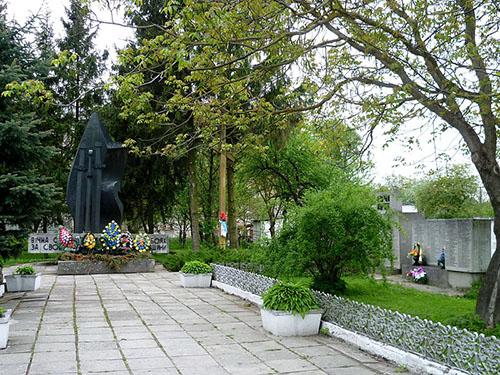Liberation Memorial Berestechko