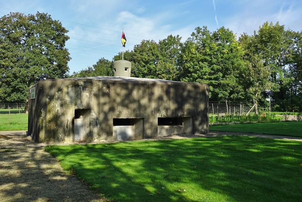Belgische Bunker Zuid-Willemsvaart (BN11)