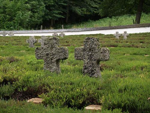 Duitse Oorlogsbegraafplaats Berchtesgaden