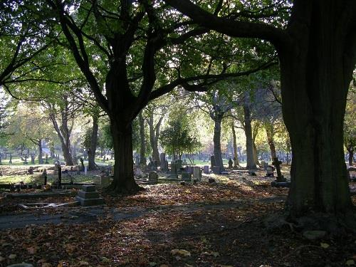 Oorlogsgraven van het Gemenebest Pontefract Cemetery