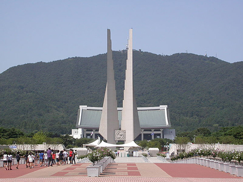 Independence Hall of Korea