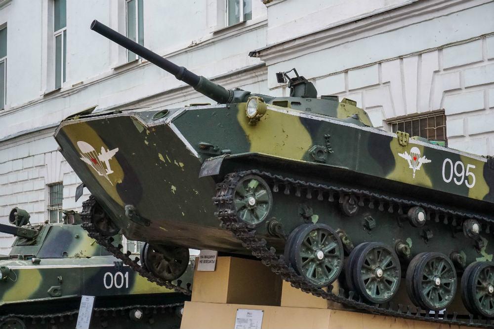 Paratroepen Museum Ryazan
