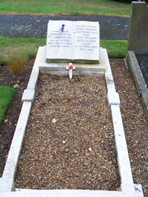 Grave of John Doohan VC