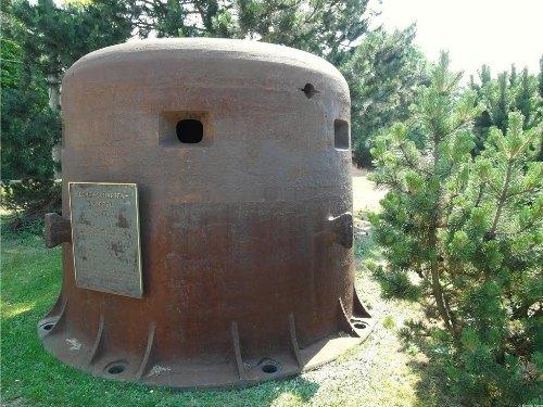 Westwall - Regelbau 114 Bunker Saarlouis