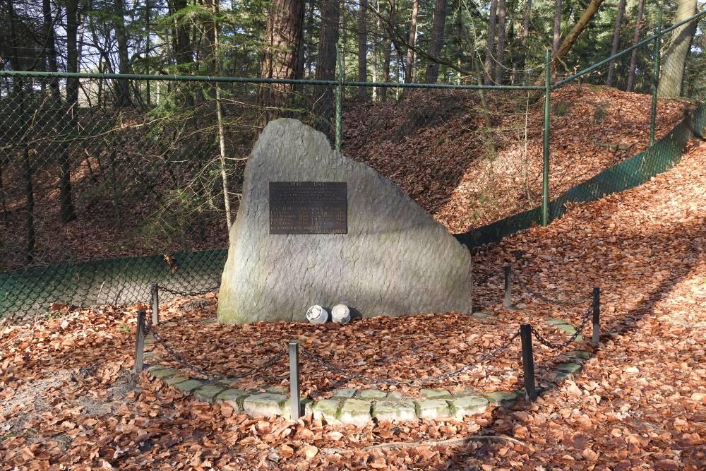 Fusillade Monument Breda