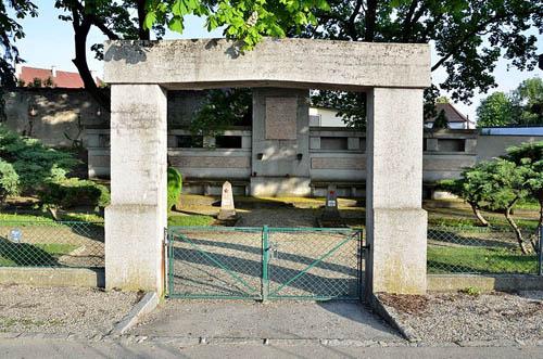 Sovjet Oorlogsbegraafplaats Herzogenburg