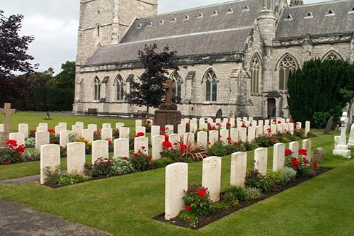 Oorlogsgraven van het Gemenebest St Margaret Churchyard
