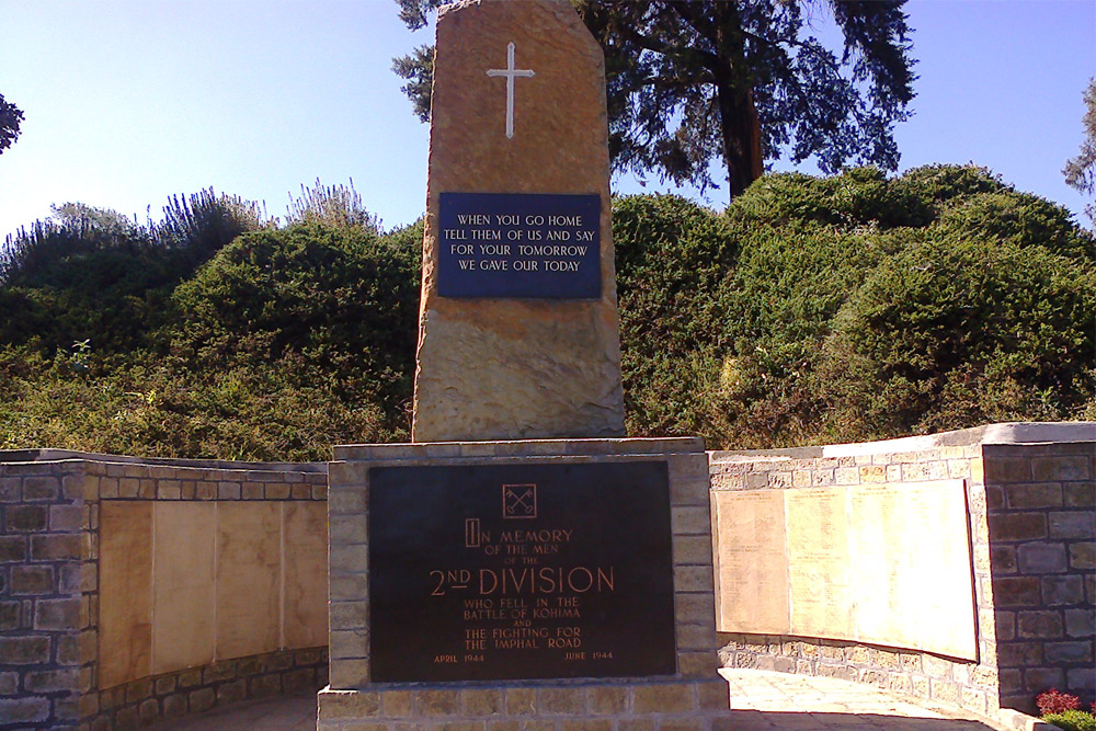 Monument 2nd Division